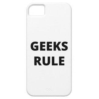 Geeks Rule iPhone 5 Case