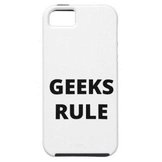 Geeks Rule iPhone 5 Cover