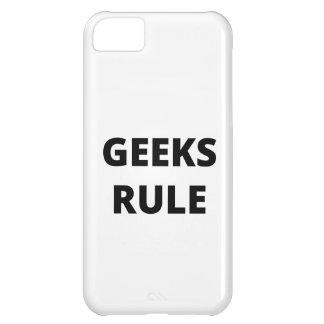 Geeks Rule iPhone 5C Covers