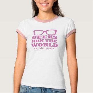 Geeks Run The World (wide web) Dresses