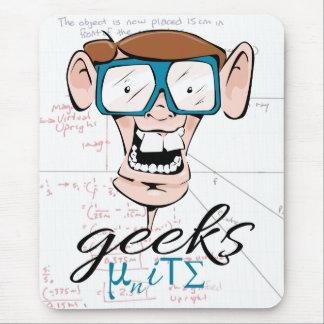 Geeks Unite Mouse Pad