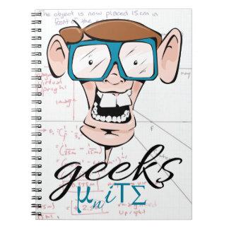 Geeks Unite Notebooks