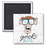 Geeks Unite Refrigerator Magnets