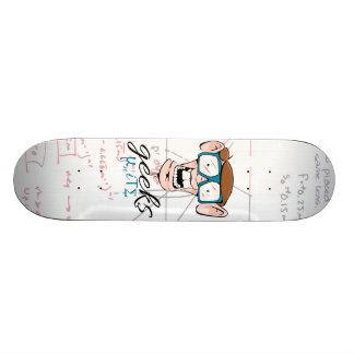 Geeks Unite Skateboard