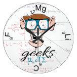 Geeks Unite Wallclocks