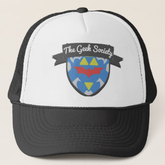 GeekSwag Shield Trucker Hat