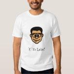 "¡GeekWare! Camiseta posterior de ""E"" Ya Polera"