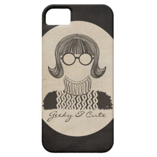 Geeky and Cute iPhone 5 Cover