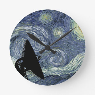 Geeky Astronomy Clock
