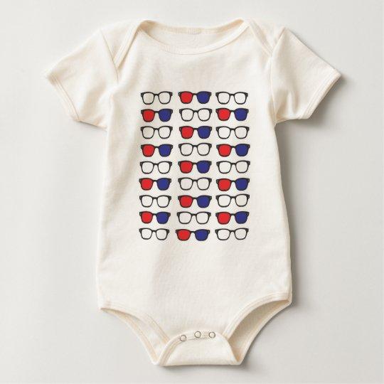 Geeky baby baby bodysuit
