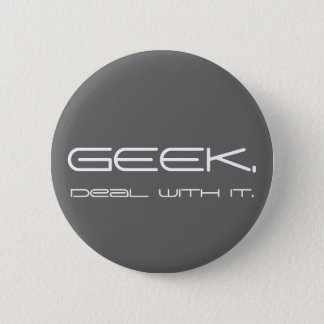 Geeky Button