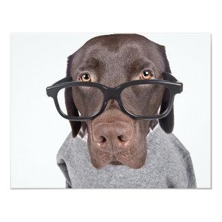 Geeky Dawg Card