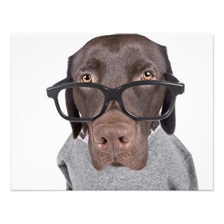 Geeky Dawg Custom Invites