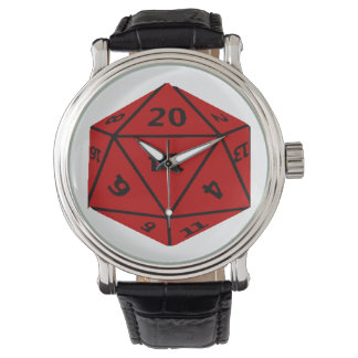 Geeky Dice Watch