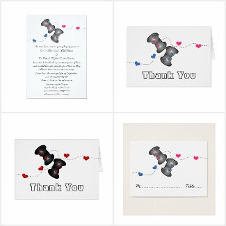 Geeky Gamers Wedding Collection
