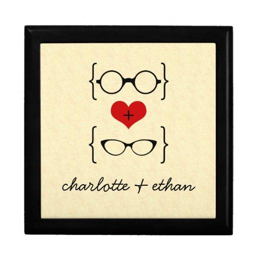 Geeky Glasses Gift Box
