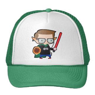 Geeky Trucker Hats