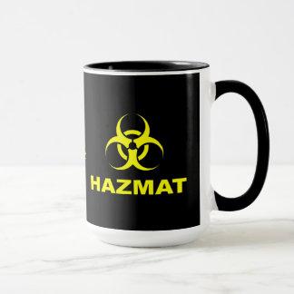 Geeky Hazmat Coffee Mug