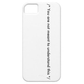 Geeky iPhone case