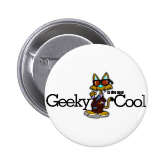 Geeky is the new cool button