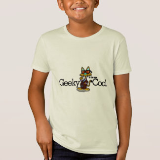 Geeky is the new cool T-Shirt