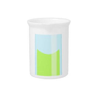 Geeky kawaii test tube drink pitcher