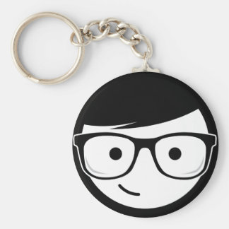 Geeky Keychain