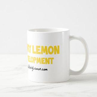 Geeky Lemon Mug