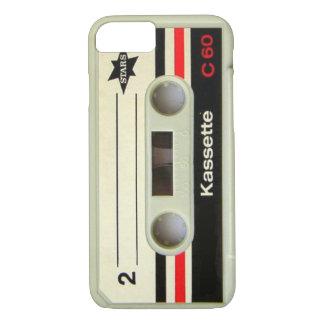 Geeky nerdy 1980s cassette retro cassette tape iPhone 7 case
