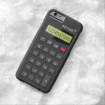 Geeky personalizada calculadora divertida