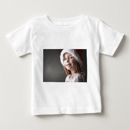 geeky santa elf baby T-Shirt