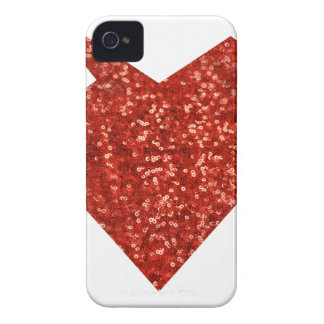geeky valentines day heart Case-Mate iPhone 4 case