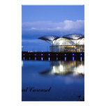 Geelong Waterfront Carousel Custom Stationery