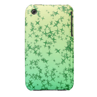 Geen Stars Case-Mate iPhone 3 Case