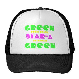 GEENGREEN TRUCKER HAT