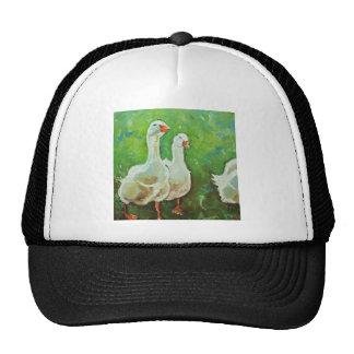 Geese#2 Gorros Bordados