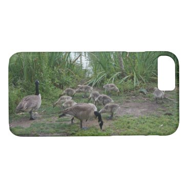 everydaylifesf Geese and Goslings iPhone 7 Case