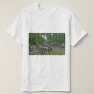 Geese and Goslings T-shirt