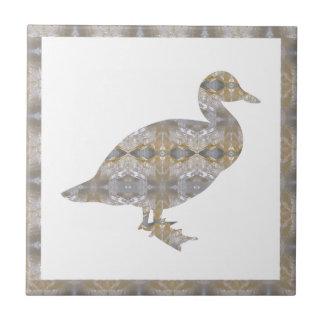 GEESE Bird CRYSAL Stone Pattern NVN429 FUN KIDS Tile