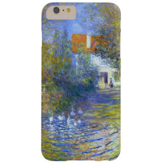 Geese in the Creek, Claude Monet Barely There iPhone 6 Plus Case