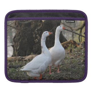 Geese iPad Sleeve