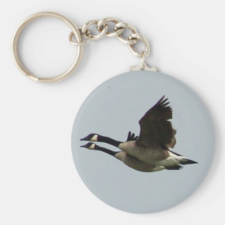 Geese Keychain