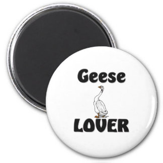 Geese Lover Refrigerator Magnet