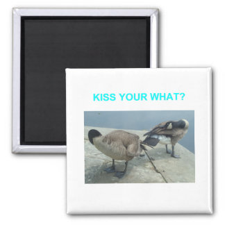 Geese Refrigerator Magnets