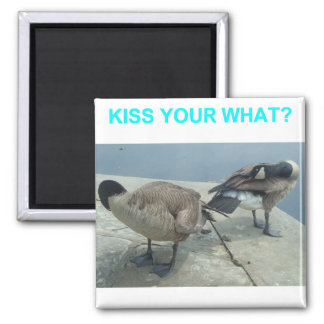 Geese Fridge Magnets