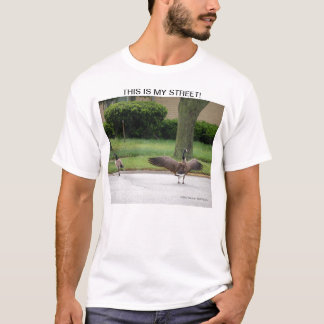 Geese Street Light Apparel Customized Product T-Shirt