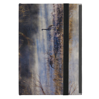 Geese Talking A Break iPad Mini Case