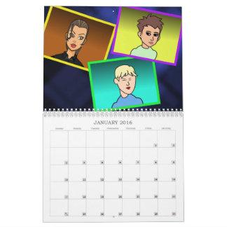 Geez calendario de Louise 2016