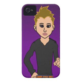 Geez caso de Iphone del mojón de Louise iPhone 4 Case-Mate Carcasa