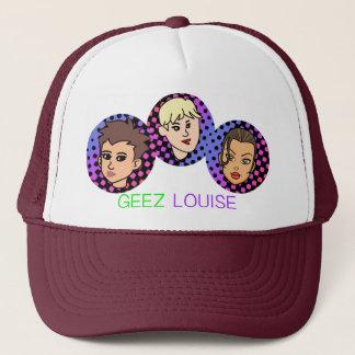 Geez Louise Trucker Hat